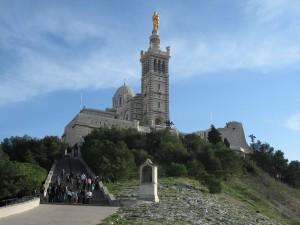 2. Базилика Нотр-Дам-де-ла-Гард