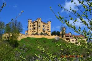 Бавария. Замок Хоэншвангау