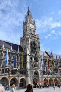 Мюнхен. Ратуша