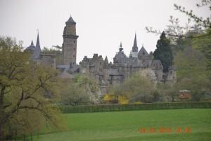 Львиный замок в парке Вильгельмсхее