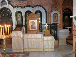 Иерусалим. Русская церковь Марии Магдалины