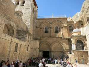 Иерусалим.Храм Гроба Господня