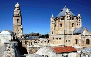 Гора Сион.Церковь Хагия Мария Сион.