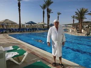 Эйн-Бокек.СПА-отель на Мертвом море.