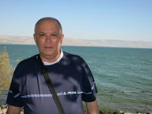 Капернаум. Озеро Кинерет (Галилейское море).