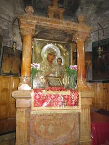 Иерусалим. Храм Гроба девы Марии.