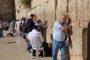 Иерусалим. Стена Плача.