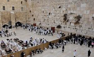 Иерусалим.Стена Плача.