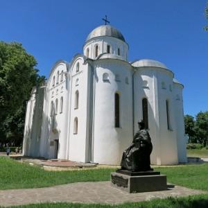 2.1.Детинец.Борисоглебский собор.