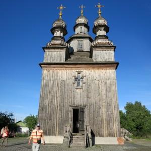 2.2.Георгиевская (Юрьевская) церковь,18в.